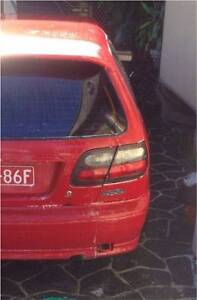 Nissan Pulsar N15 SSS Hatchback Liverpool Liverpool Area Preview
