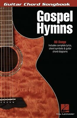 Gospel Hymns Sheet Music Guitar Chord SongBook NEW 000700463