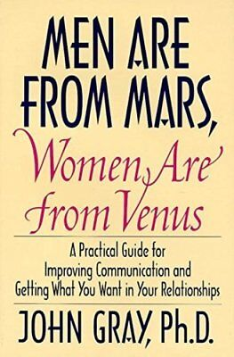 - Men Are from Mars, Women Are from Venus: A Practical Guide for Improving Communi