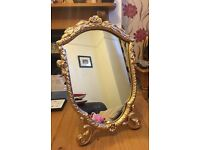Elegant Dressing Table Mirror