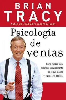 Psicologia De Ventas/Psychology of Selling, Paperback by Tracy, Brian, Brand ...
