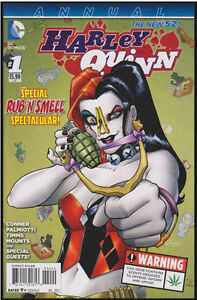 HARLEY QUINN ANNUAL SEALED * USA* EDITION COMIC Oakville / Halton Region Toronto (GTA) image 1