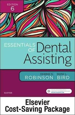 Essentials of Dental Assisting, Paperback by Robinson, Debbie S.; Bird, Doni ...