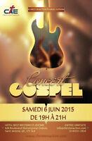 Gospel à Saint-Jérôme Entrée Gratuite Ouvert à tous