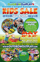 ***Outgrow Outplay Consignment SALE (BRAND NAME!!!)***