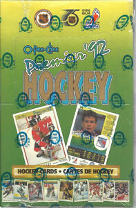 1991-92 OPC PREMIER ...... hockey cards ...... unopened box