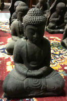 All of our stone buddhas are on liquidation