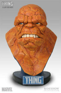 Sideshow Collectibles Marvel The Thing Life Size Bust