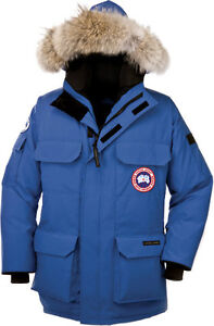 how do you clean canada goose jackets