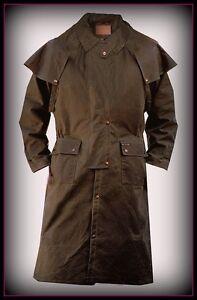 Australian Oil Skin Coat.