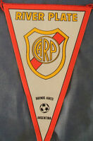 Argentina soccer pennants -  River Plate + Independiente