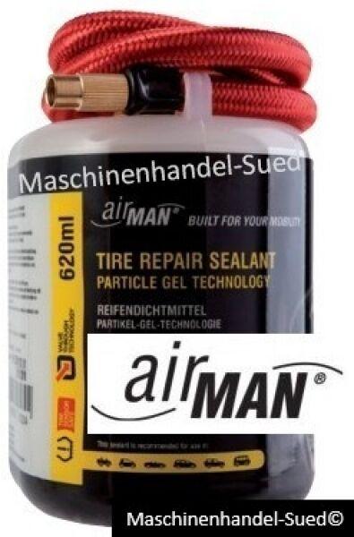 airMAN 64-010-012 - Reifendichtmittel 620ml