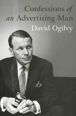 Confessions of an Advertising Man, Paperback by Ogilvy, David; Parker, Alan,