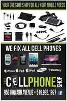 iPhone 5 / 5S / 5C iPhone 4 / 4S Glass LCD repair on spot 15 min
