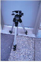 Manfrotto 144 Professinal  tripod with 128RC mount, excellent,