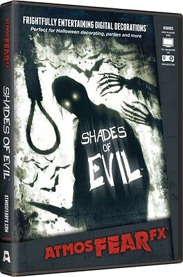 Halloween Fx Dvd (Shades Of Evil~AtmosFearFX DVD Halloween Special FX Window)