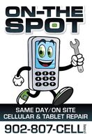 CELL PHONES & TABLETS REPAIR: Same Day & On Site Repair in PEI