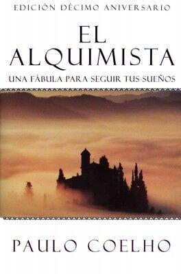 El Alquimista / The Alchemist, Paperback by Coelho, Paulo, Brand New, Free sh...