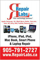 Laptop, iPhone, Samsung, iPad, Tab PS3, Wii, Xbox REPAIR LABS LA