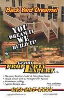 Fence & Deck Builder. 30+ experience