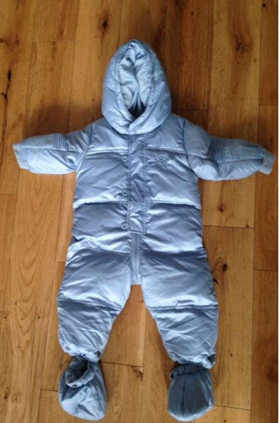 046cfc11e1fb Boys Benetton snowsuit 6-9months  REDUCED