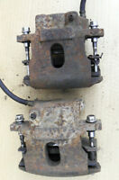 1973 Mopar Dodge & Plymouth front brake caliper & pads