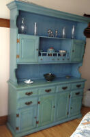 Cottage Style Hutch