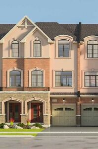 Free hold townhouses in Watertown Hamilton