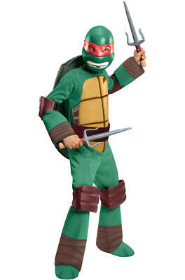 Rubies Raphael Teenage Mutant Ninja Turtles TMNT Halloween Child Costume Large ](Baby Tmnt Halloween Costumes)