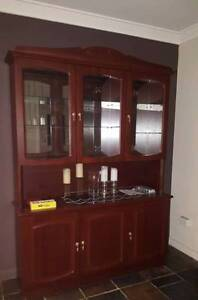 WINE & DISPLAY CABINET Wilson Canning Area Preview