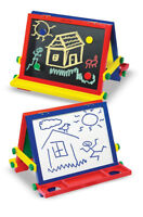 Melissa and Doug Tabletop Art Easel