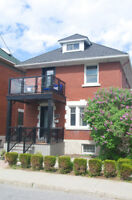 Ottawa Downtown Home, RIDEAU CANAL view with backyard Oasis
