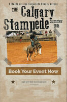 Stampede Sale Out !!!