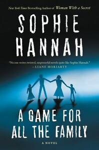 Sophie Hannah - A Game for All the Family- mystery