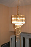 ** Chandelier or entranceway light**