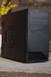 i3-7100 - RX 460 - 8GB RAM - 120Gb SSD - 1Tb HDD - WiFi!