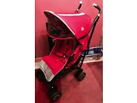 Maclaren Techno XT Stroller - Red