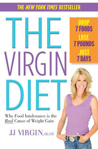 The Virgin Diet (Hardcover), Brand new - $15