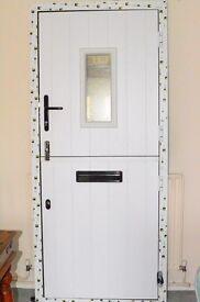 Standard size Stable Composite Door
