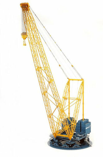 Wsi 10117 Sarens - Sgc-120 Ringer Crane 1/50 Die-cast Mib