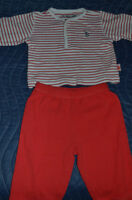 Boy's spring clothing and shoes size 6-12 months