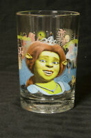 Princess Fiona from Shrek McDonald's collectiblel glass