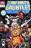 Crazy Trade #13: $220 of comic books for Infinity Gauntlet #1-6