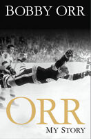 Bobby Orr-My Story-Like New Hardcover book