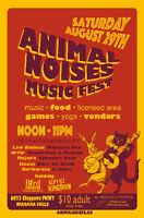 Animal Noises Music Festival
