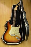 Guitare Fender Stratocaster Deluxe Ash
