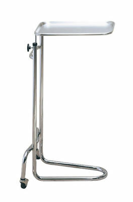 New Brewer Medical Stainless Steel Mayo Procedure Stand