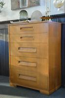 Vintage 5-drawer dresser