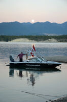 Moomba Ski boat for all your water sports! Great Sound system.