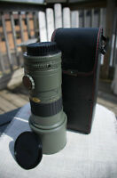 Sigma 400mm F5.6 Cannon FD Mount